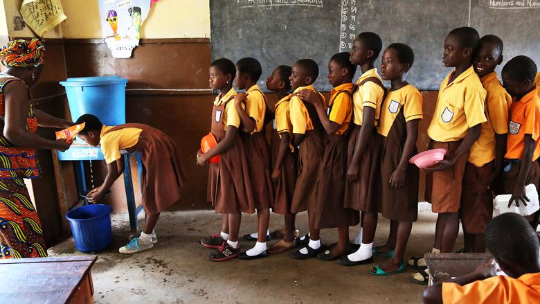 Mettre Fin 224 La Pauvret 233 Dans Une Afrique En Plein Essor