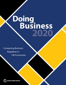 Rapport Doing Business 2020 © Groupe de la Banque mondiale