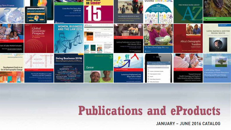 Publications for Bureau plus catalogue 2016