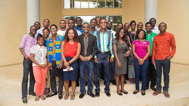 Un gros coup de pouce pour les jeunes entrepreneurs ghanéens
