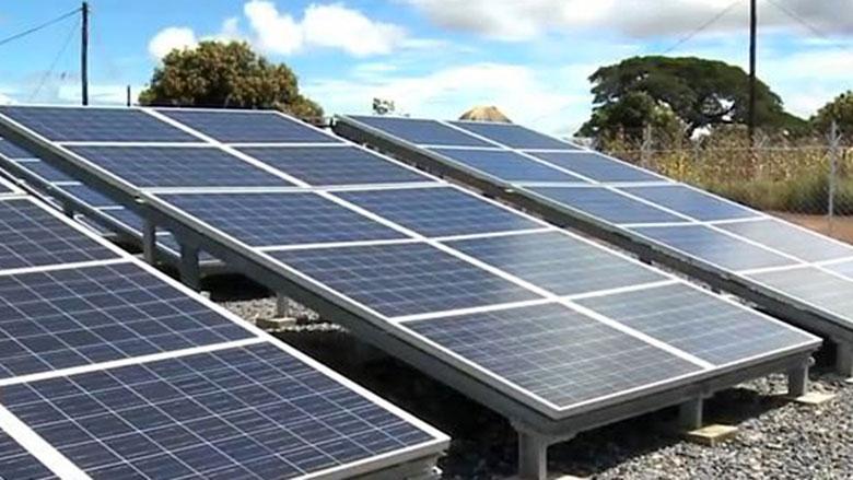 eb3eb2d6c6790c Le projet Scaling Solar prévoit la construction d une centrale solaire  d environ 25 MW connectée au réseau d Antananarivo.